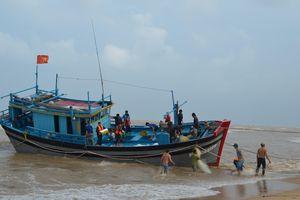 Phú Yên: Hơn 200 tàu cá xa bờ không thể ra khơi