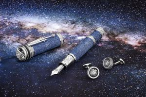 Montblanc Johannes Kepler, mỗi cây bút là một kiệt tác xa xỉ