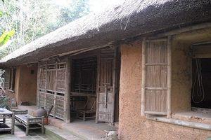 Bùi ngùi ngắm lại những ngôi nhà đất thời xa xưa