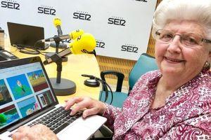 Vẽ Paint quá đỉnh, bà lão 87 tuổi 'nổi như cồn' trên Instagram chỉ sau 1 đêm