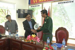 Đại sứ quán Philippines cảm ơn BĐBP Quảng Ngãi và ngư dân Bình Định