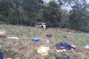 Tai nạn thảm khốc, xe khách lao xuống vực Sapa, 1 người chết, 22 người bị thương