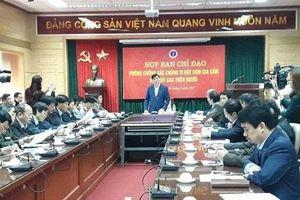 Dịch cúm A/H7N9: Bộ Y tế đề nghị nâng mức cảnh báo