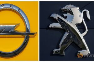 Tập đoàn PSA chi 2,3 tỉ USD thâu tóm hãng sản xuất ô tô Opel