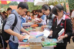Ngày Sách Việt Nam 2017 tôn vinh những giá trị của văn hóa đọc