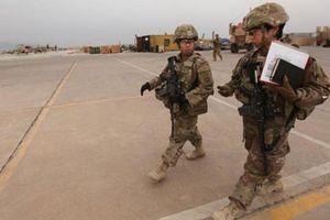 Chùm ảnh lính Mỹ đánh IS trên chiến trường Mosul