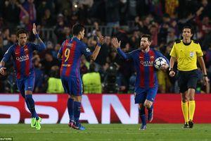 Phát lại màn ngược dòng thần kỳ của Barca trước PSG