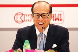 Lý Gia Thành, từ nghèo khó trở thành tỷ phú giàu nhất Hong Kong, Trung Quốc