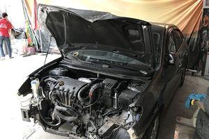 Bảo hiểm xe vẫn cảnh mua dễ khó đòi bồi thường