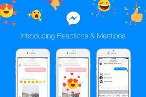 Facebook bổ sung tính năng tương tác nhanh trong Messenger
