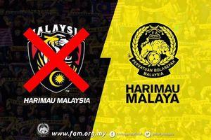Bóng đá Malaysia lại đổi logo