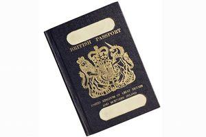Anh sẽ có hộ chiếu mới sau khi rời khỏi Liên minh châu Âu