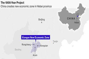 Trung Quốc xây siêu thành phố lớn gấp 3 New York