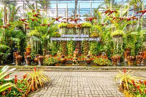 Khám phá 'Vườn địa đàng nơi trần thế'