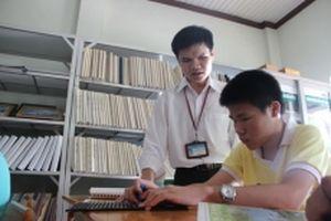 Chuyện cổ tích của thầy giáo khiếm thị Lê Minh Tâm