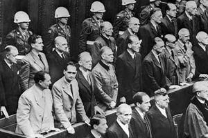 10 điều về tòa án Nuremberg xử tội phạm phát xít Đức