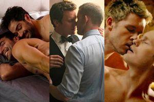 8 cảnh nóng đồng tính đáng nhớ trên màn ảnh nhỏ
