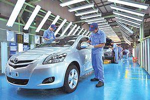 Giảm thuế nhập linh kiện hỗ trợ ô tô trong nước