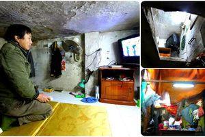Cận cảnh những ngôi nhà 'ổ chuột' chật chội nhất Việt Nam
