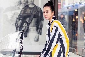 Street style đa dạng của sao Hoa - Hàn tuần qua