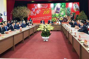 Thủ tướng Nguyễn Xuân Phúc thăm và làm việc tại Cty Đồng Giao