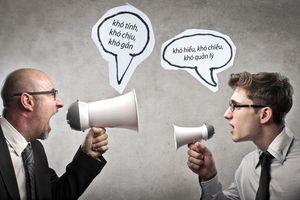 Thách thức quản lý nhân tài đa thế hệ