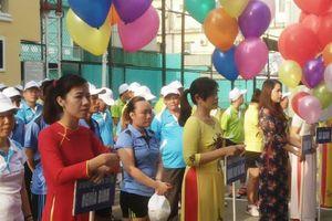 Khai mạc Hội thao truyền thống CB,CNVCLĐ Cty Cổ phần Tín hiệu đường sắt