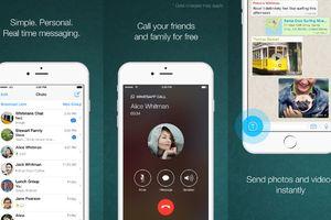 Siri thêm tính năng đọc tin nhắn WhatsApp
