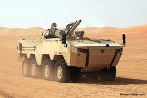 Đây là xe chiến đấu bộ binh 'khủng' nhất Trung Đông