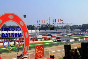 Khánh thành trường đua Đại Nam vốn 2000 tỷ, tiêu chuẩn quốc tế