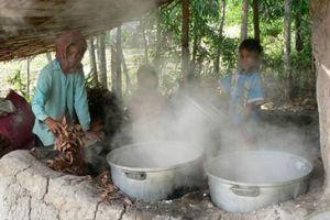 Công nghệ sản xuất đường thốt nốt dỏm '1 vốn 4 lời'