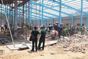 Sập công trình, 6 người chết: Danh sách 6 nạn nhân tử vong