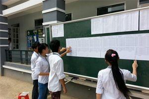 Thi THPT quốc gia 2017: Hà Nội rốt ráo bố trí địa điểm thi