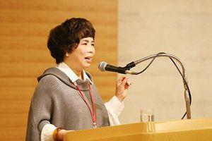 Bà Thái Hương - Chủ tịch HĐQT Tập đoàn TH: 'Chúng ta hãy trân quý Bà mẹ thiên nhiên, Người sẽ cho mình tất thảy'