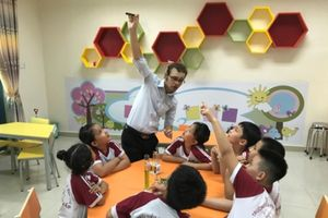 Đề cao thực hành và ứng dụng trong chương trình dạy tiếng Anh Toán - Khoa ở TP Hồ Chí Minh