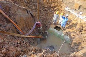 Từ vụ vỡ đường ống nước sông Đà: Công lý phải được thực thi