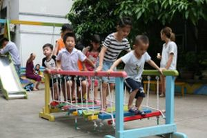 Thêm một sân chơi cho thiếu nhi tại quận Hoàn Kiếm, Hà Nội