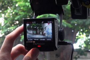 Xe lắp camera hành trình được mua bảo hiểm giá rẻ