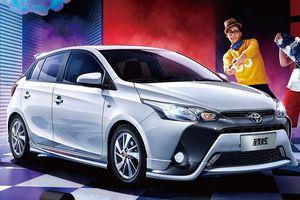 Toyota Yaris 2017 vừa trình làng tại Trung Quốc, giá 303 triệu đồng