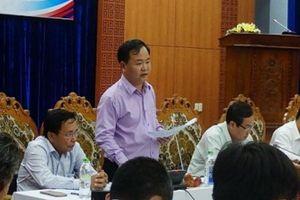 Quảng Nam công bố kết quả điều tra vụ 'làm giả hồ sơ cát lậu'