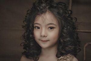 Ngắm cô bé 8 tuổi 'chuẩn hot girl' khiến dân mạng xốn xang