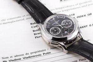 Chiếc đồng hồ giá gần 23 tỷ sắp đấu giá có nét gì đặc biệt?