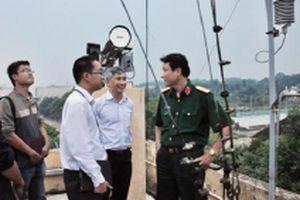 Ô nhiễm không khí ở Hà Nội vượt ngưỡng quy chuẩn
