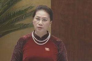 86 phiếu chất vấn gửi đến Thủ tướng và các thành viên Chính phủ