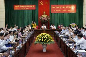 Nhân sự mới TPHCM, Hà Nội, Nghệ An,...