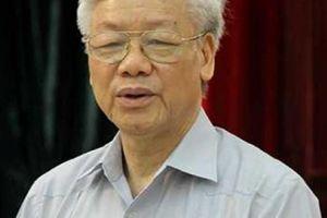 Tổng Bí thư Nguyễn Phú Trọng: Chất vấn là để xem xét trách nhiệm