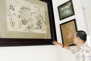 Nhà sưu tập Trương Văn Thuận: Một tình yêu hội họa