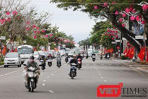 Từ sáng nay, Đà Nẵng thí điểm trả phí đỗ xe qua smartphone