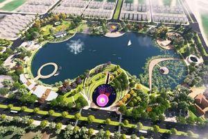 Nam Cường xây dựng Công viên thiên văn học ngoài trời đầu tiên tại Đông Nam Á