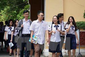 Sáng nay Bộ Giáo dục và Đào tạo công bố điểm sàn xét tuyển đại học